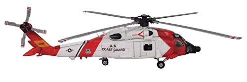 New Ray 1/60 D/C HH-60J Jayhawk Helicopter - New Ray Helicopter