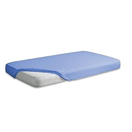 Camiseta de manga larga equipada cama suave parte inferior de la cuna o cama infantil cama