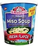 Dr. McDougall's Right Foods Vegan Miso Ramen, 1.9-Ounce Cups (Pack of 6) ( Value Bulk Multi-pack)
