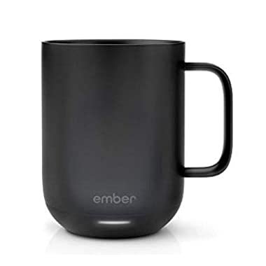 Ember Temperature Control Ceramic Mug, Black