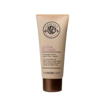 The Face Shop Clean Face Oil-Free Blemish Balm (BB Cream) 35ml (Bb Cream For Oily Skin)