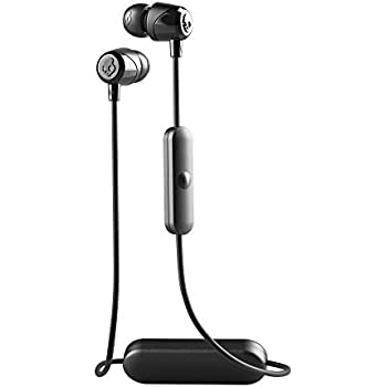 c7c262338a5 Skullcandy Jib Bluetooth Wireless In-Ear Earbuds with Microphone for Hands- Free Calls,