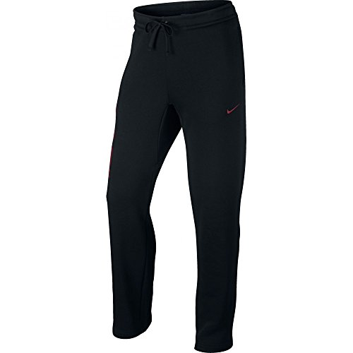 Nike 2016-2017 AS Roma Core Fleece Pants (Black)