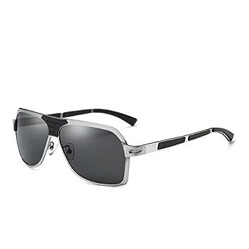 Zygeo -Marca de los Hombres Gafas de Sol polarizadas Manera ...