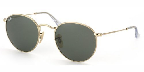 New Ray Ban RB3447 001 Arista/Crystal Green 50mm - Rb3447 Ban Ray