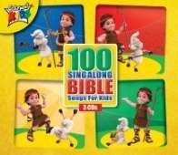 Music : 100 Singalong Bible Songs For Kids