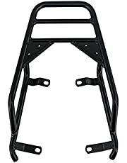 Cover Fit for BMW R Nine T R NINET R9T R 9 T 9T Pure Racer Scrambler 2014-2020 Motorcycle Rear Seat Luggage Carrier Rack with Handle Grip Motorcycle Cover