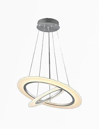 L U0026 H Lamp LED Acryl Anhänger Leuchten Deckenleuchte Aufhängen Kronleuchter  Beschläge Mit 2 Ring