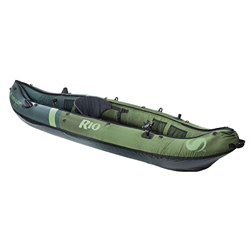 (Sevylor Rio 1-Person Fishing Canoe)