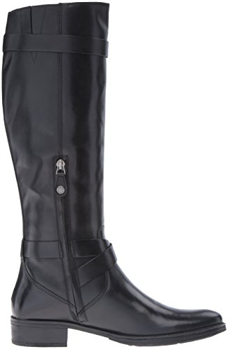C9999 Mujer Donna Botas Stivali Negro Meldi para Black Geox de Montar fxv0avwg