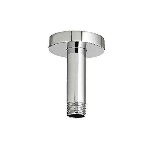 - American Standard 1660.103.002 3-Inch Round Shower Arm with Escutcheon, Chrome
