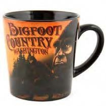 Bigfoot Washington 16oz Taper Mug STMUGOLA (Taper Mug)