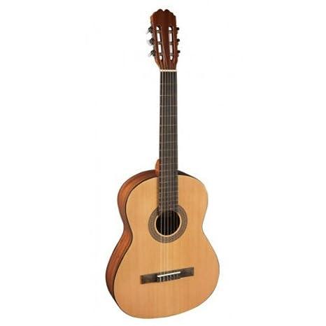 Admira (Alba) Iniciación 4/4 guitarra clásica española: Amazon.es: Instrumentos musicales