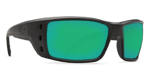 Costa Del Mar Permit 580G Permit, Blackout Green Mirror, Green - Costa 580g Permit