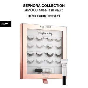 fd976d73ddd Amazon.com : Sephora Collection Mood Lash Vault, Limited Edition : Beauty