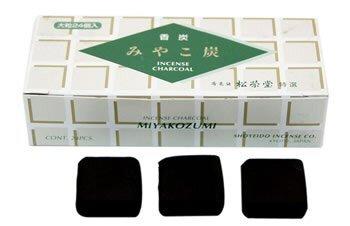 SHOYEIDO Charcoal 24 Pcs, 1 EA