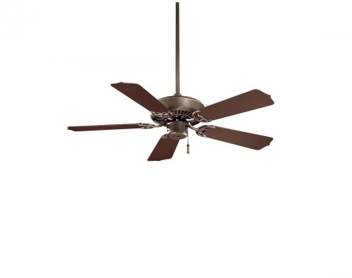 Minka Ceiling Oil - Minka-Aire F572-ORB, Sundance, 42-Inch 5 Blades Ceiling Fan, Oil Rubbed Bronze