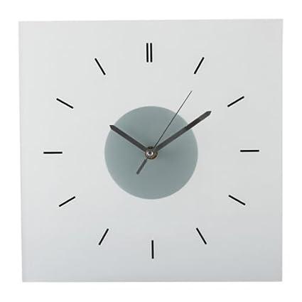 IKEA SKOJ - Reloj de pared, vidrio