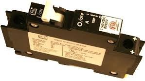 MidNite Solar Photovoltaic DC Circuit Breaker - 8 Amp, Model# MNEPV8 by MidNite Solar