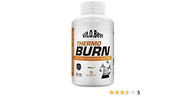 Vit-O-Best Thermoburn, Complementos Alimentarios para Control de Peso - 200 gr