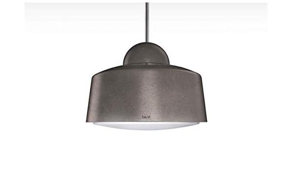 Best 07 g21001 a hostaria Isla Campana/aluminio lacado/Estaño Gris/50 cm de diámetro: Amazon.es: Grandes electrodomésticos