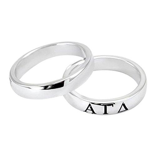 Gamma Delta Group Ring - 4