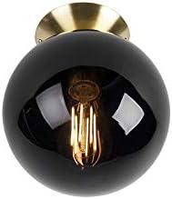 QAZQA Art Deco Art Deco DeckenleuchteDeckenlampeLampe