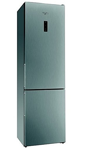 Whirlpool WNF8 T2O X Independiente 338L A++ Acero inoxidable ...