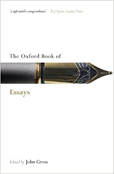 com the oxford book of essays oxford books of prose the oxford book of essays oxford books of prose verse