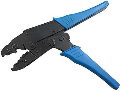 ケーブルカッター 手動圧着ペンチ スパークプラグケーブル 圧着工具 圧着ダイス付き 手動ケーブルカッター