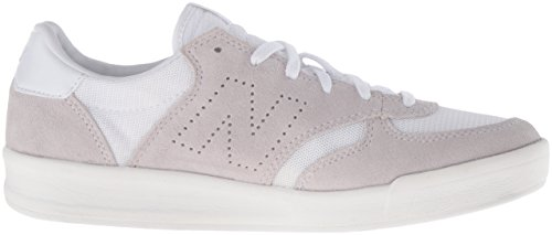 New Balance Mens Crt300 Classic Court Fashion Sneaker White