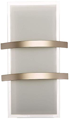 (Metro 1 Light Wall Sconce Bulb Type: Halogen)