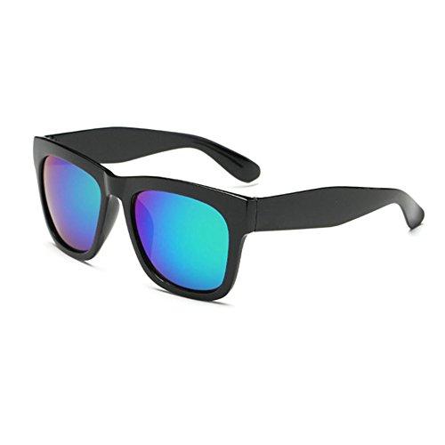Aoligei Lunettes de soleil lunettes de soleil hommes dames grosse boîte star avec lunettes de soleil lunettes rétro jNJtmM5Qx