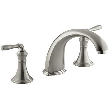 KOHLER KTBN Devonshire Deckrimmount Bath Faucet Trim For - Older kohler bathroom faucets