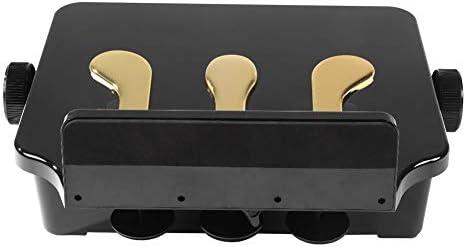 enfants et jeunes pianistes extension de p/édale de piano r/églable en hauteur Accessoire daide /à lenseignement du piano avec 3 p/édales pour d/ébutants Banc de rallonges de p/édale de piano