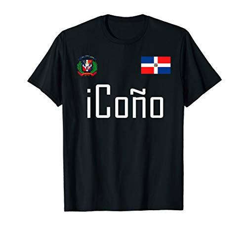 iCONO SHIRT   DOMINICAN REPUBLIC   Funny T Shirt In Spanish ()