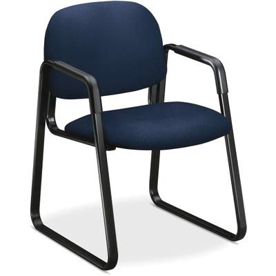 HON HON4008CU98T Solutions Seating Guest, Navy - Hon Seating Solutions