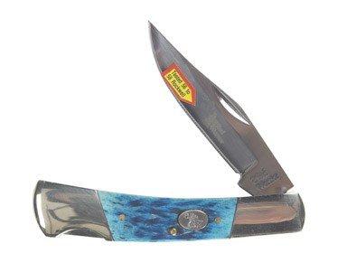 - Frost Cutlery Knife Steel Warrior Blue 2-3/4 In. Blade Length 2-3/4 In. Blade Length