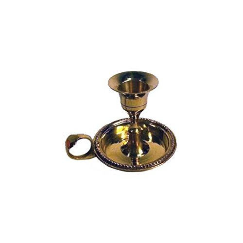AzureGreen Chamberstick Tapered Candle Holder product image