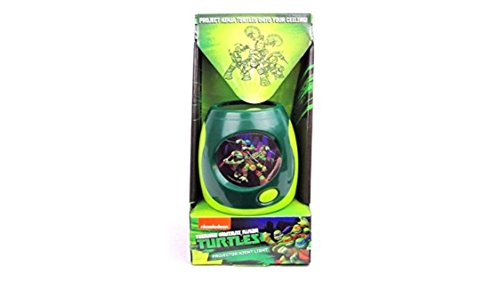 Teenage Mutant Ninja Turtles Projector Night Light
