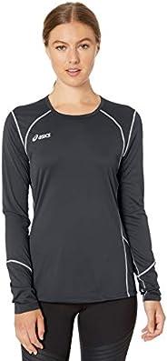ASICS Women's Volleycross Quick-Dry Long Sleeve