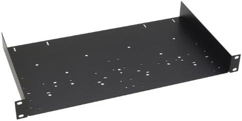 Ah Parts 19 - Bandeja para armario rack (48,2 cm /19 pulgadas, 1 U): Amazon.es: Instrumentos musicales