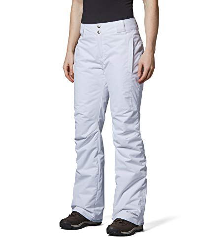 Columbia Bugaboo Ii Pants, Small x Regular, White