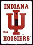 Indiana Hoosiers Metal Novelty Light Switch Cover Plate LS-10137