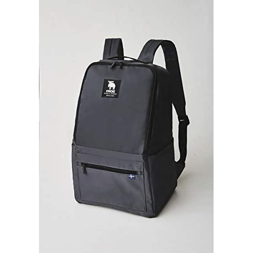 moz BIG BACKPACK BOOK GRAY ver. 付録画像
