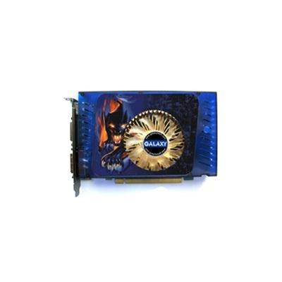 Card Graphics Hdtv Geforce (Galaxy Technology GeForce 9500 GT 512 MB GDDR2 PCI Express 2.0 DVI/DVI/HDTV Graphics Card, 95TFE8HUFEXX)