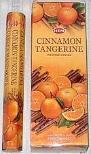Hem Cinnamon Tangerine Incense 120 Sticks