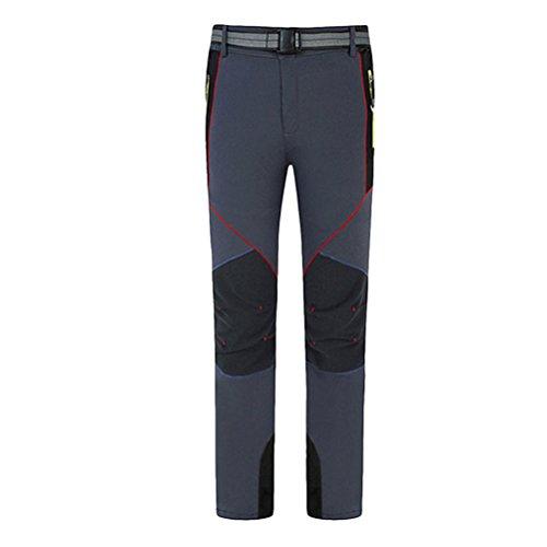 Premium Men's gris Hiking Waterproof Pants Zhuhaitf color 3190 Multi Trousers PqfwHtE