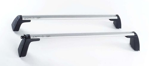 Mercedes-Benz Genuine OEM Roof Rack Basic Carrier Cross Bars 2008 to 2014 C-Class Sedan ()