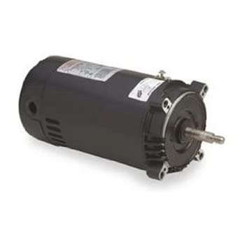 Century usq1202 2 hp 3450 rpm 48y frame for Pool pump motor capacitor replacement
